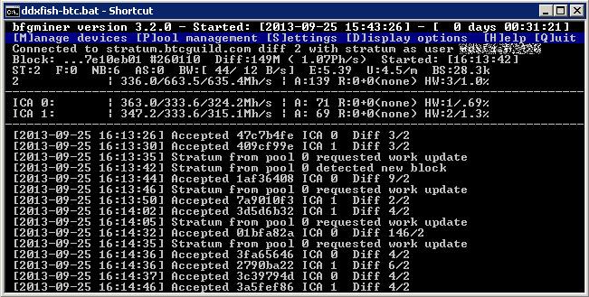Miner bitcoin mac